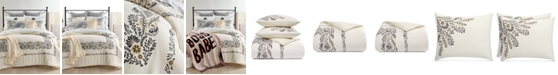 Martha Stewart Collection CLOSEOUT! Paisley Comforter Sets, Created for Macy's