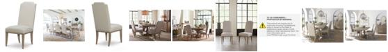 Furniture Rachael Ray Monteverdi Upholstered Side Chair