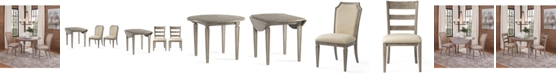 Furniture Talulah Drop Leaf Dining Collection