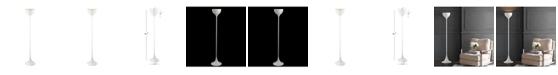 "JONATHAN Y Joyce 69.5"" Metal LED Floor Lamp"