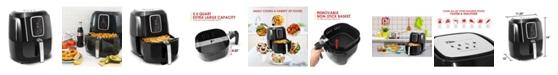 Elite by Maxi-Matic Elite Platinum 5.5 Quart Digital Air Fryer