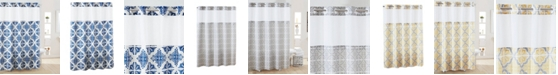 Hookless Missioi Shower Curtain