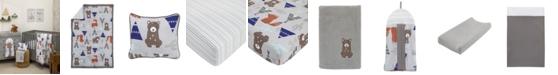 NoJo  Animal Tribe 8-Piece Crib Bedding Set