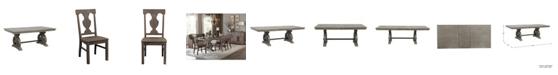 Homelegance Huron Rectangular Dining Table