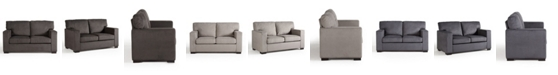 Dwell Home Inc. Square Loveseat
