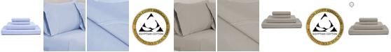 RENAURAA RENAURAA Luxury Solid King Sheet Set