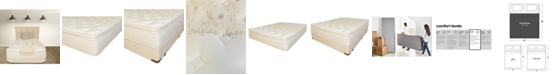"Paramount Nature's Spa by Oasis 13.5"" Plush Pillow Top Mattress Set- King"