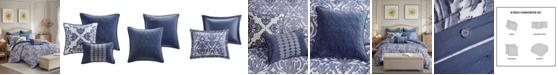 Madison Park Signature Maison 9-Piece King/Cal King Comforter Set