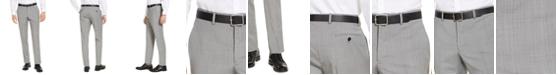 A|X Armani Exchange Armani Exchange Men's Modern-Fit Light Grey Suit Pants, Created for Macy's