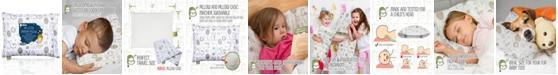 KeaBabies Toddler Pillow with Pillowcase