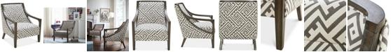 Furniture Kourtney Accent Chair Furniture Macy S