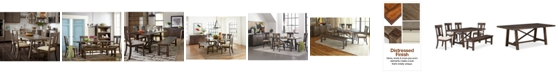 Furniture Ember Kitchen Furniture Collection, Created for Macy's
