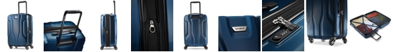 """Samsonite CLOSEOUT! Spin Tech 3.0 20"""" Expandable Carry-On Spinner Suitcase, Created for Macy's"""