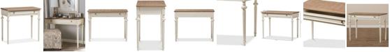 Furniture Narrin Desk, Quick Ship