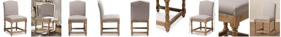 Furniture Jansan Dining Chair, Quick Ship