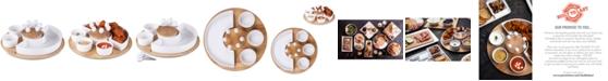 Picnic Time Toscana® by Symphony Appetizer Serving Tray Set
