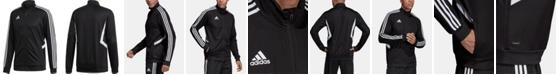 adidas Men's Soccer Tiro Track Jacket