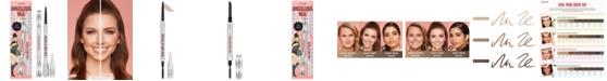Benefit Cosmetics 2-Pc. BROWmazing Deal Eyebrow Pencil Set