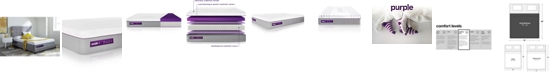 "Purple .4 Hybrid Premier 13"" Mattress - King"