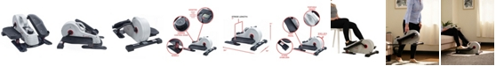 Sunny Health & Fitness Sunny Health and Fitness Magnetic Under Desk Elliptical