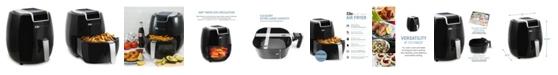 Elite by Maxi-Matic Elite Platinum 5.6 Quart Digital Air Fryer