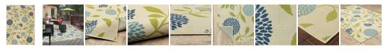 """JHB Design Bella BEL09 Ivory 2'5"""" x 4'5"""" Area Rug"""