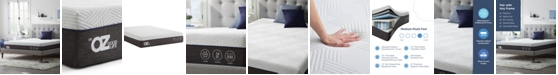 "Dr. Oz Good Life 12"" Plush Hybrid Mattress - Twin"