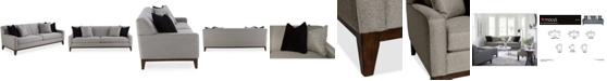 "Furniture Effie 95"" Grand Fabric Sofa, Created for Macy's"