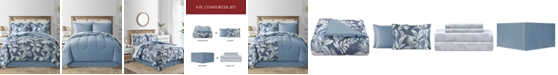 Fairfield Square Collection Palm Beach 8-Pc. Comforter Sets