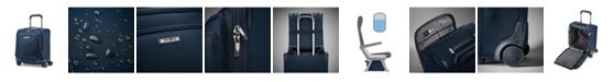 Samsonite Silhouette 16 Softside Underseat Carry-On