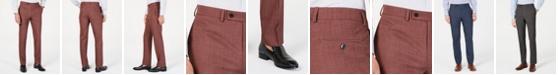 Calvin Klein Men's Slim-Fit Stretch Solid Suit Pants