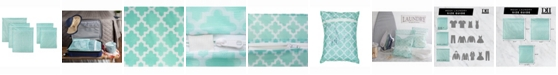 Design Import Lattice Set G Mesh Laundry Bag, Set of 5