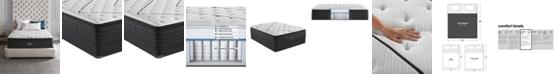 """Beautyrest L-Class 15.75"""" Medium Firm Pillow Top Mattress Set - King"""