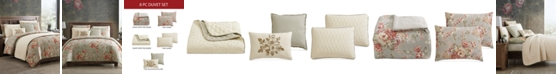 Hallmart Collectibles Nicas 8-Pc. King Comforter and Coverlet Set