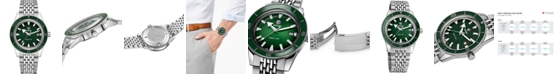 Rado Men's Swiss Automatic HyperChrome Captain Cook Stainless Steel Bracelet Watch 42mm