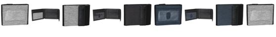 Buxton Hooke's RFID Flex Bi-Fold Wallet