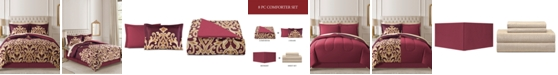 Fairfield Square Collection Amalanta Reversible 8-Pc. Comforter Sets
