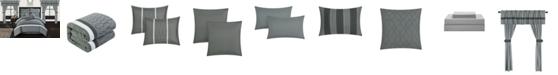 Chic Home Dinah 24-Pc King Comforter Set