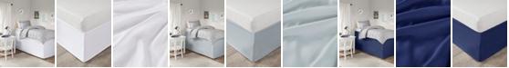 "JLA Home Intelligent Design Extended Twin Drop 36"" Dorm Bedskirt"