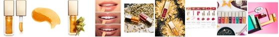 Clarins Shimmer & Shine Lip Comfort Oil, 0.1-oz.