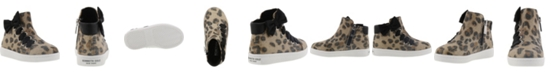 Kenneth Cole Toddler Girls Cosmic Bow-T Sneaker