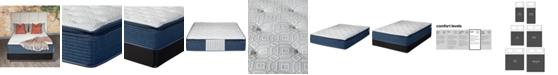 "Paramount iGravity 13"" Plush Pillow Top Mattress Collection"