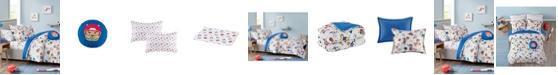JLA Home Fetch 7-Pc. Full/Queen Comforter Set