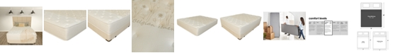 """Paramount Nature's Spa by Serenity 14"""" Cushion Firm Mattress Set- King"""