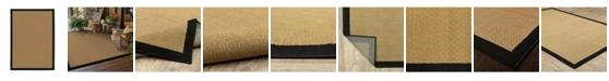 """JHB Design Veranda VER02 Beige 7'3"""" x 10'6"""" Area Rug"""