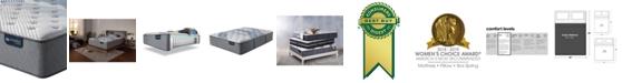 "Serta iComfort by Blue Fusion 1000 14.5""  Hybrid Luxury Firm Mattress - Queen"