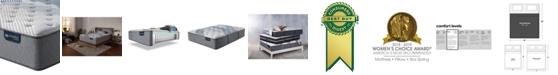 "Serta iComfort by Blue Fusion 1000 14.5""  Hybrid Luxury Firm Mattress - King"
