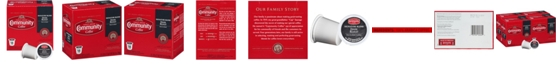 Community Coffee Signature Blend Dark Roast Single Serve Pods, Keurig K-Cup Brewer Compatible, 72 Ct