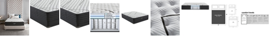 "Beautyrest L-Class 13.75"" Extra Firm Mattress Set- Queen Split"