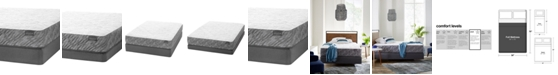 "Aireloom Hybrid 13.5"" Plush Mattress Set- Full"